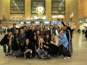 Grand Central Station LoveSac