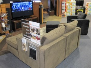 Thatu0027s Right, If You Buy The Movie Lounger You Will Get A Free Side With  Cover So You Can Make A Sweet 3 Base Sofa With A Chaise At One End, ...